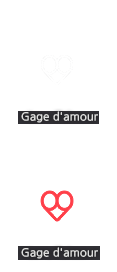 Gage d'amour